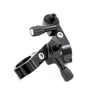 Paul Components Microshift thumbies shifter mounts silver  pair
